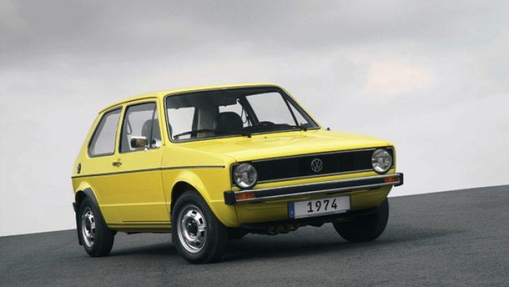 Volkswagen Golf 45 yaşında