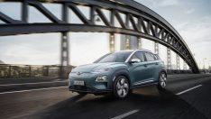 Hyundai, KONA Electric'i Geliştirmeye Devam Ediyor.