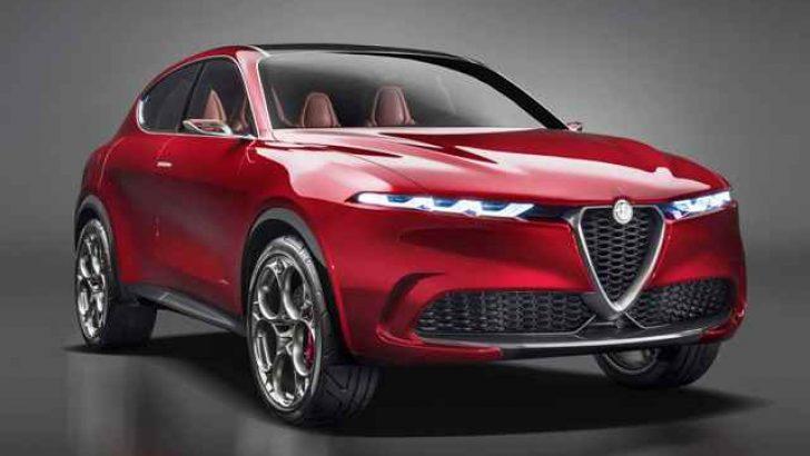 Alfa Romeo Tonale'ye Otomobil Tasarım Ödülü!