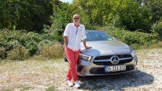 Mercedes Benz A180d Sedan