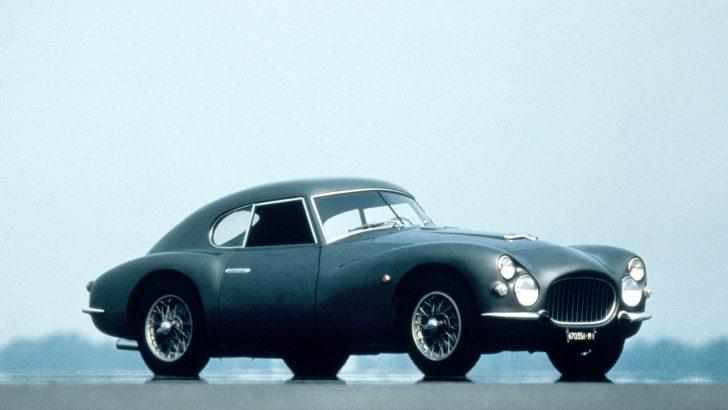 Zarif ve Aerodinamik: Fiat 8V