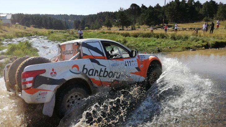 BANTBORU OFF-ROAD TEAM, TRANSANATOLIA'DA KUPAYA DOYMADI