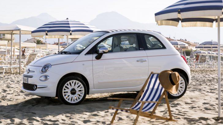 Fiat 500 Dolcevita Türkiye'de!