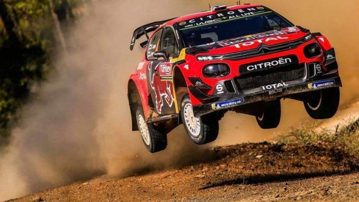 CITROËN WRC'DEN AYRILIYOR