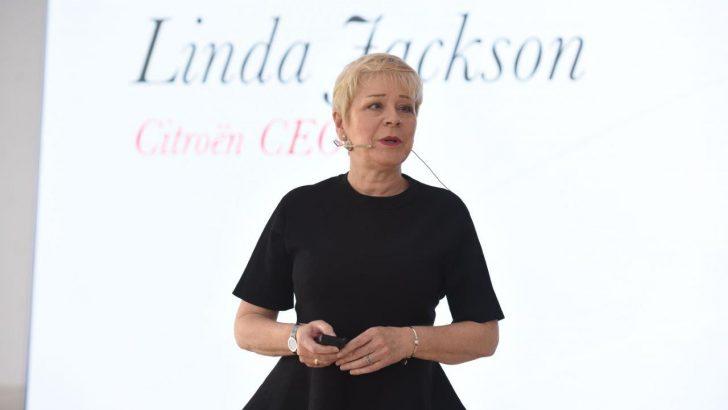 CITROËN GLOBAL CEO'SU LINDA JACKSON, YENİ CITROËN C5 AIRCROSS SUV İÇİN TÜRKİYE'YE GELDİ