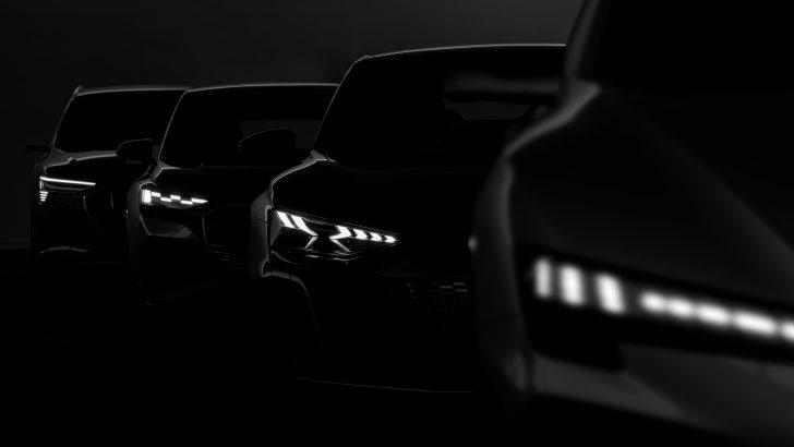 AUDI 5 senede 30 elektrikli model üretecek