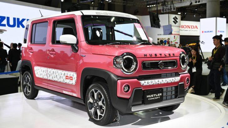 Suzuki Geleceğin Akıllı ve Renkli Dünyasını   Tokyo Motor Show 2019'da Gösteriyor!
