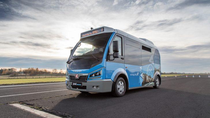 Jest Electric ve Atak Electric Fransa Taşımacılık Sektörünün Gözdesi RNTP Fuarı'nda!