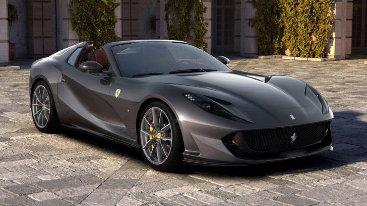 800 HP'lik Ferrari: 812 GTS