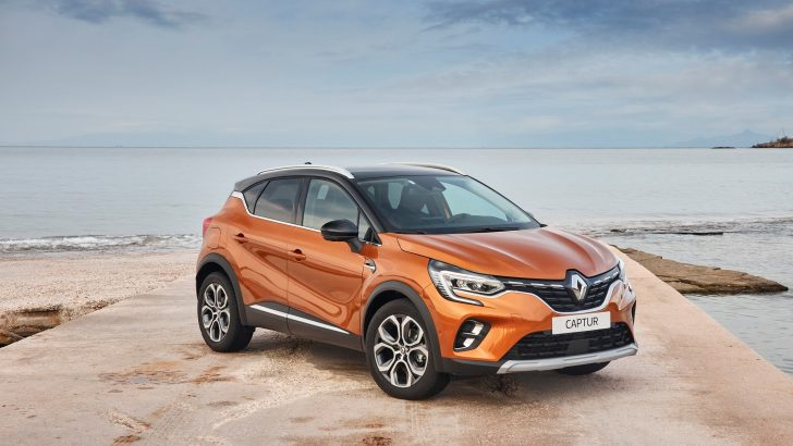 5 Yıldızlı Yeni Renault Captur