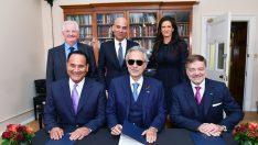 ALJ, Toyota ve Andrea Bocelli Vakfı