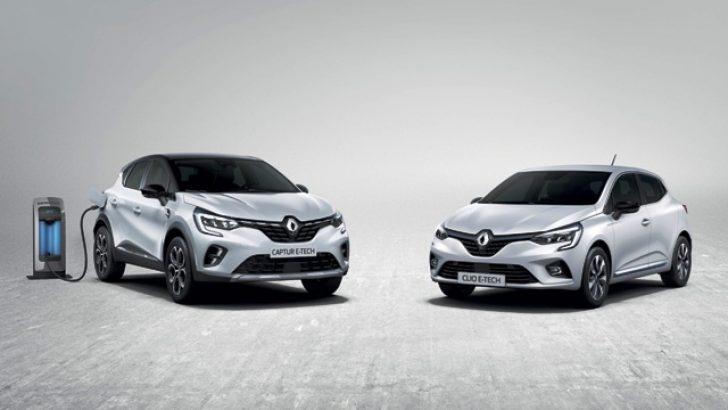 Yeni Clio E-Tech ve Yeni Captur E-Tech Plug-in