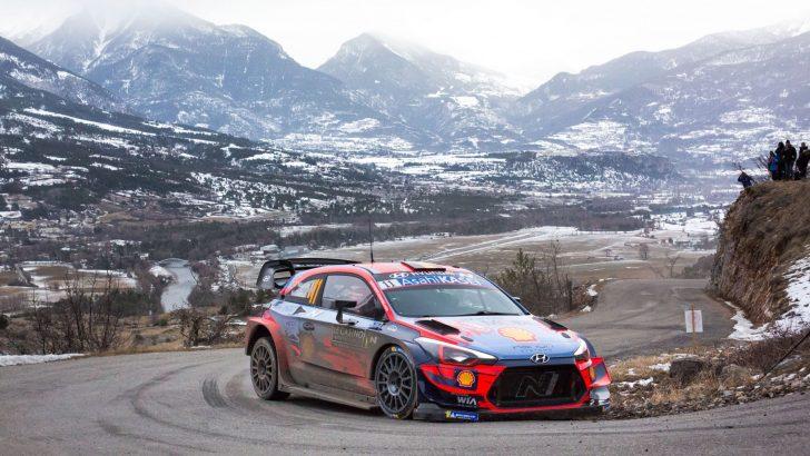 Hyundai Motorsport Sezona Galibiyetle Başladı.