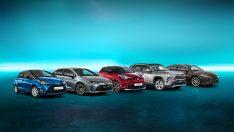 Toyota, Hibrit Satışlarını Yüzde 217 Artırdı