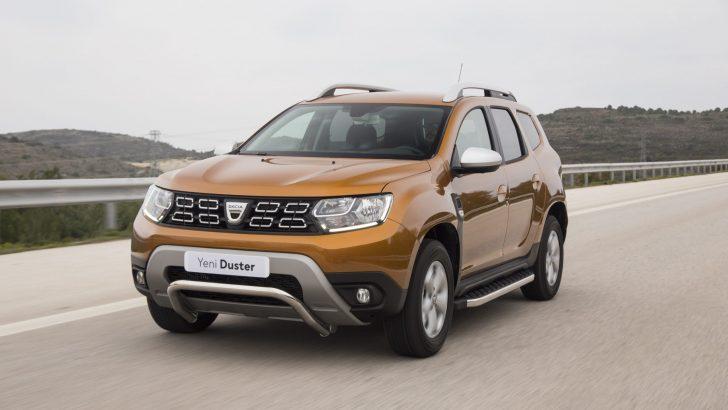 Dacia Duster SUV pazarının lideri