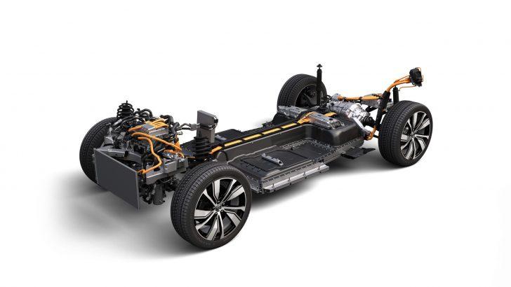 Volvo Cars, Ghent üretim tesisinde yeni bir pil montaj hattı açtı