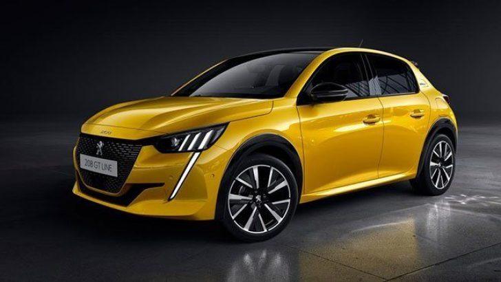 CAR of The YEAR 2020, PEUGEOT 208 oldu.