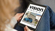 Hyundai Vision dergisi, İlkbahar sayısı ile yayında.