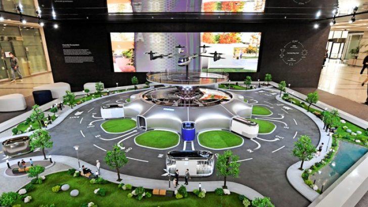 Hayaller Gerçek Oluyor; HyundaiAkıllı Mobilite Ekosistemi.