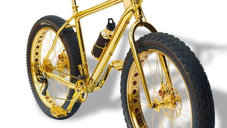 Dünyanın en pahallı 10 bisikleti