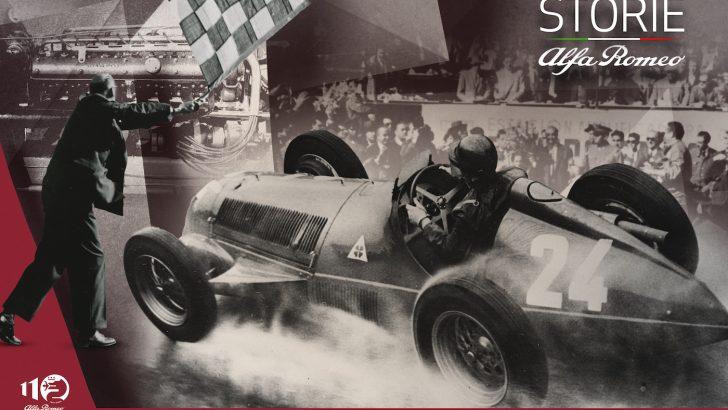 """Alfa Romeo """"Alfetta"""" Günümüz Yarış Otomobillerine İlham Veriyor!"""