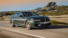 Yeni BMW M5 CS