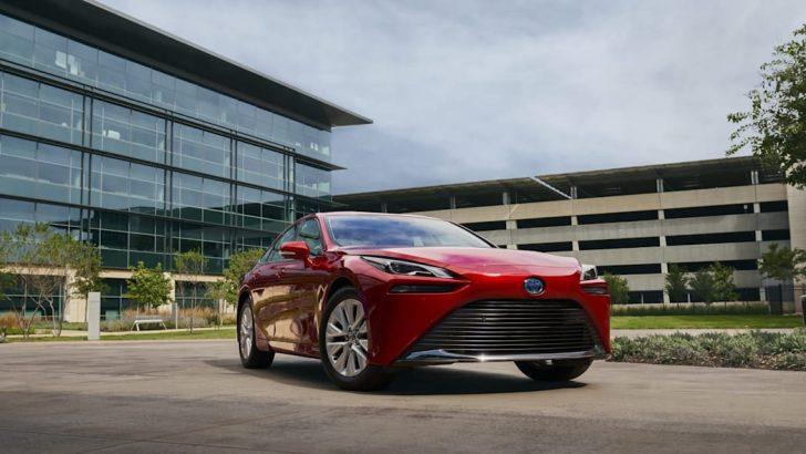 Toyota, karbon ayak izini azaltmak için paketlenmiş yakıt hücresi sistemi geliştirdi