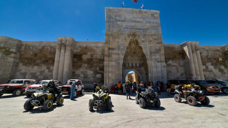 TransAnatolia 11.yılında Eskişehir'den start ile Kars'ta son bulacak