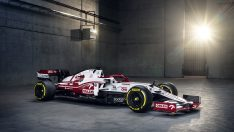 Alfa Romeo Racing ORLEN yeni C41'i tanıttı