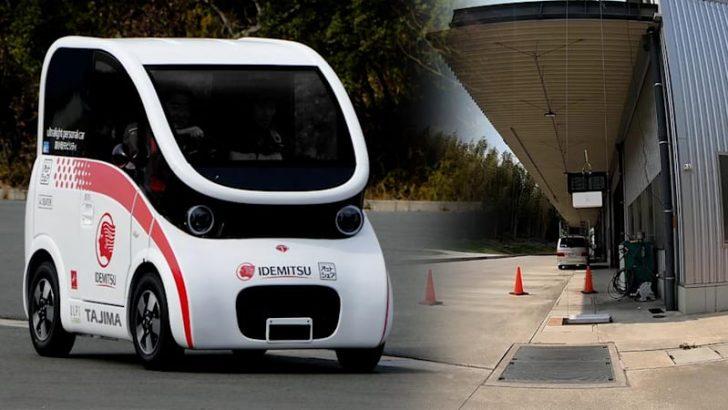 Japon Idemitsu'da elektrikli otomobil işine giriyor.