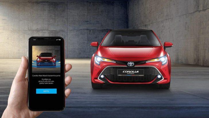 """Toyota'nın """"GÜVENLİ SÜRÜŞ PROJESİ""""ne Ödül"""