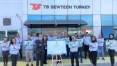 """TB Sewtech Turkey, """"Kalite"""" Anlayışını Taçlandırıyor!"""