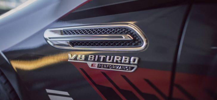 Mercedes-AMG, E-Performance hibrit GT 4-Kapı