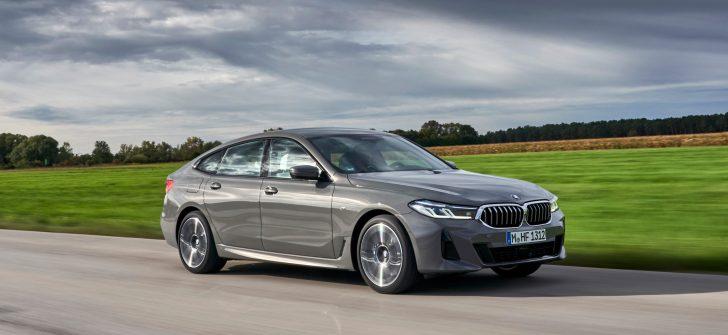 Yeni BMW 6 Serisi GranTurismo