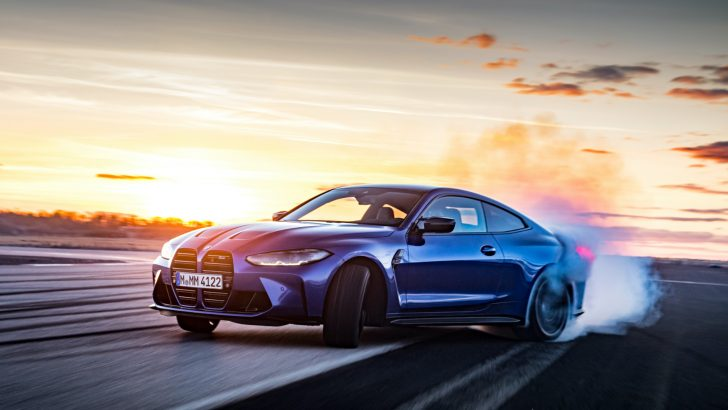 Yeni BMW M3 Competition Sedan ve Yeni BMW M4 CompetitionCoupé Türkiye'de