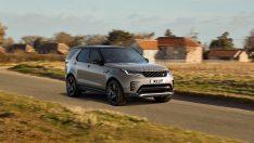 Yenilenen Land Rover DiscoveryTürkiye'de