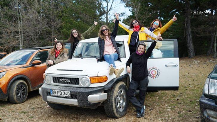 KIZLAR GÜZEL ŞEYLER YAPIYOR: Women Drivers Network