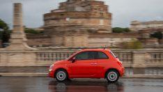 Hibrit Motorlu Fiat 500