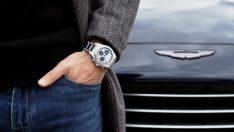 Aston Martin ve  Girard-Perregaux