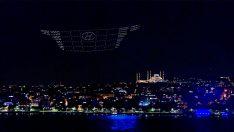 Hyundai Tucson Işığıyla İstanbul'u Aydınlattı.