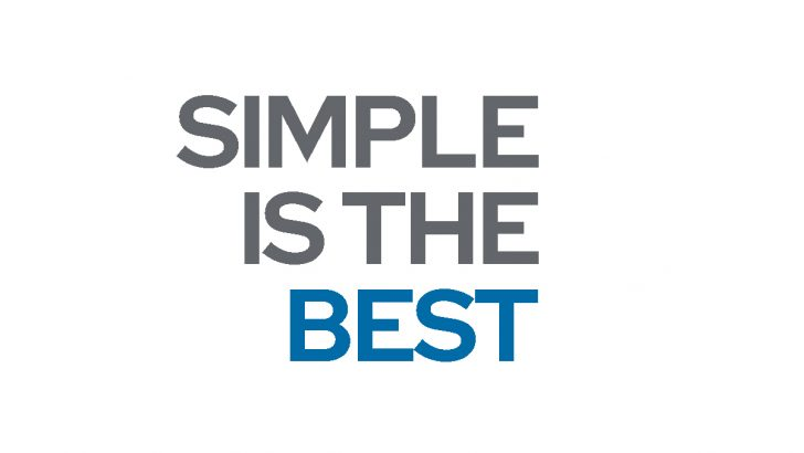 Simple Is The Best – Tabanvay…