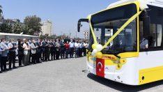 Karsan'dan Mersin'e 30 Adetlik CNG'li Menarinibus Citymood Teslimatı!
