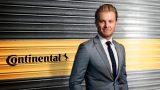Continental'in yeni marka elçisi Formula 1 Dünya Şampiyonu Nico Rosberg oldu