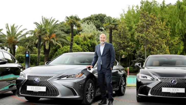 Premium Sedan Lexus ES Enterprise'da!
