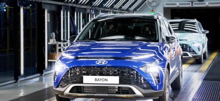 Hyundai BAYON ve i20 N Üretimi Başladı.
