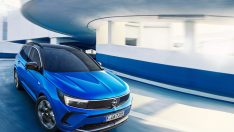 Yeni Opel Grandland (X gitti)