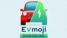 2021 Dünya Elektrikli Araç Günü için Dünyanın İlk Elektrikli Araç Emojisini Tasarlayın