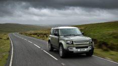 Land RoverSıfır Emisyon Hedefine Giden Yolda Hidrojen Yakıt Hücreli Defender'ın Testlerine Başlıyor