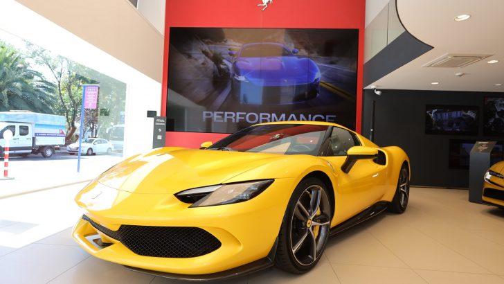 Ferrari 296GTB, Dünya Lansmanı Kapsamında Türkiye'de Tanıtıldı