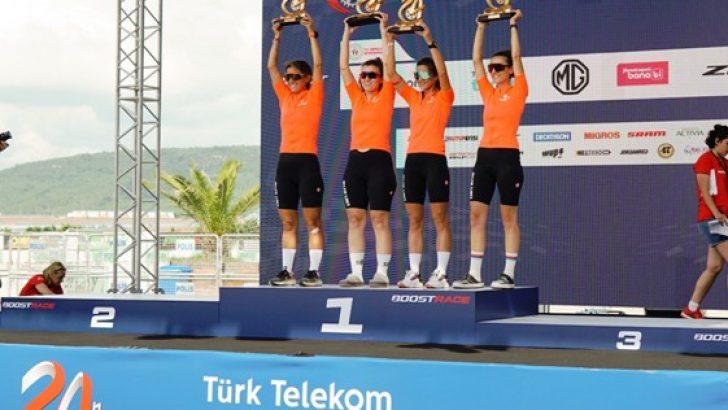 Türk Telekom İstanbul 24h Boostrace'da Kadınlar Kategorisinin Kazananı; #Kadınlarİsterse – Suzuki Takımı!